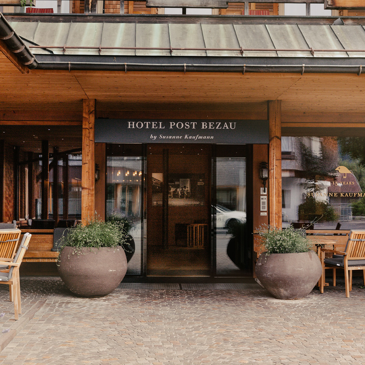 Hotel Post Bezau by Susanne Kaufmann-7