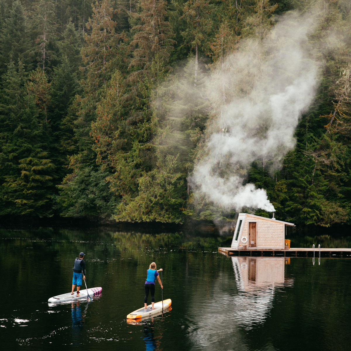 Nimmo Bay Ressort in Kanada-14