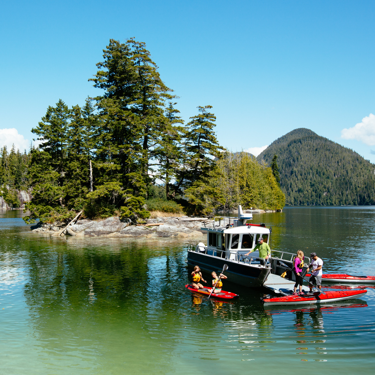Nimmo Bay Ressort in Kanada-7