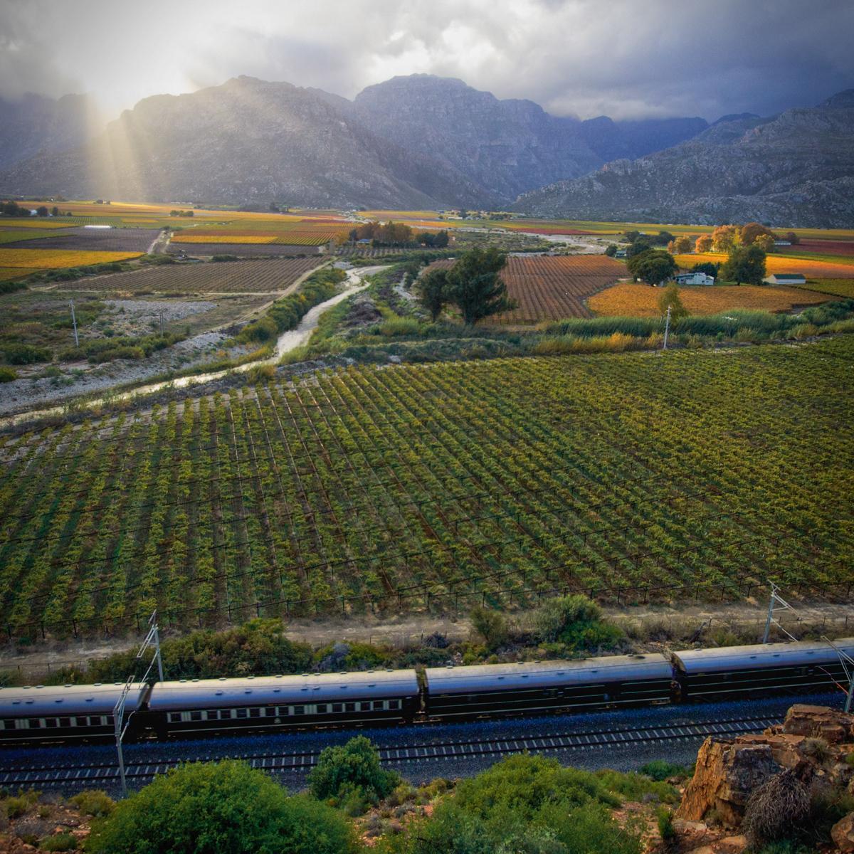 Rovos Rail Shongololo Zug Kreuzfahrt durch Südafrika-4