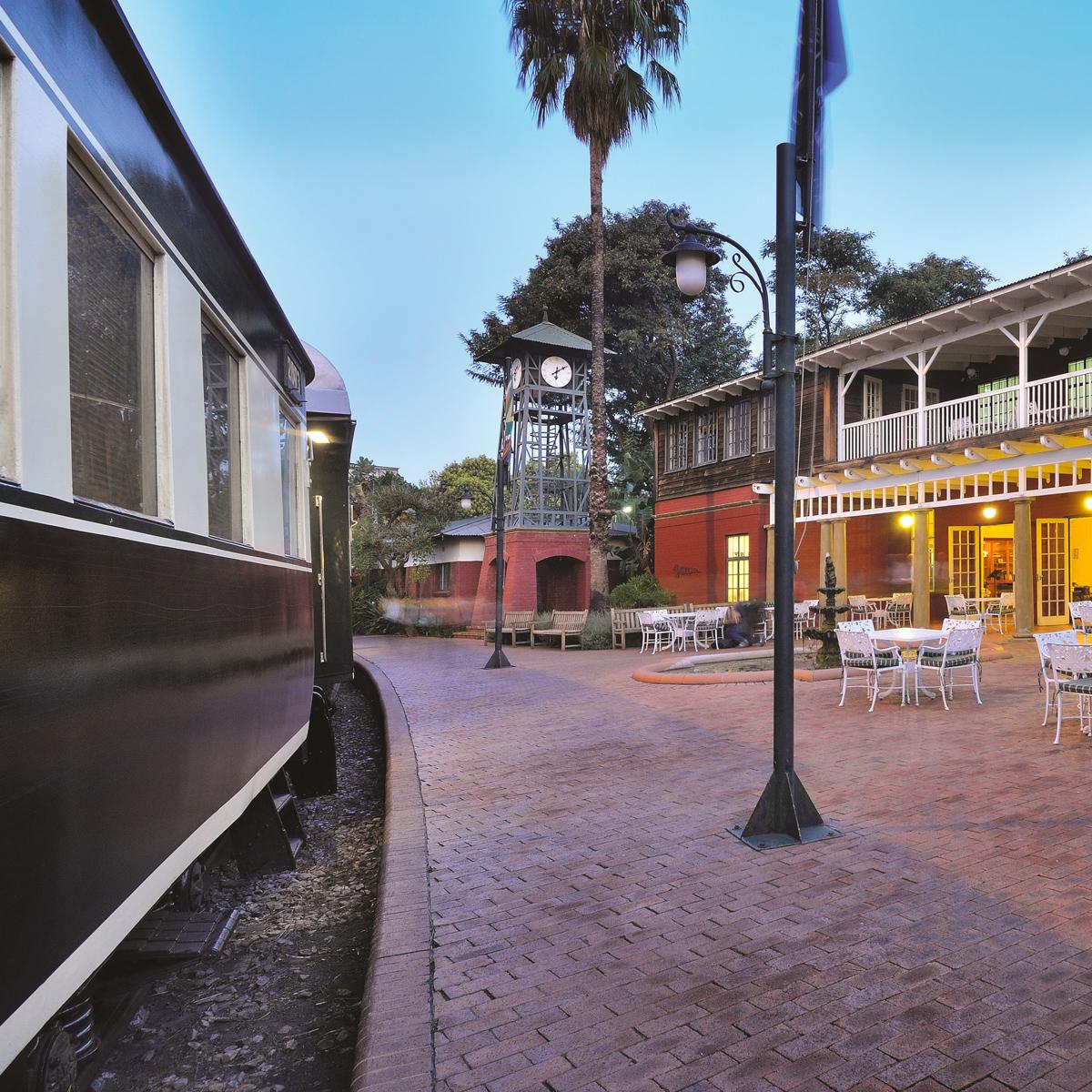 Rovos Rail Shongololo Zug Kreuzfahrt durch Südafrika-5