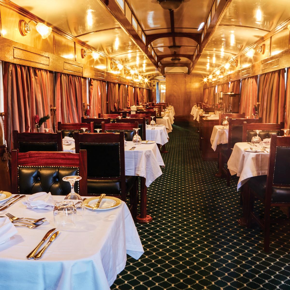 Rovos Rail Shongololo Zug Kreuzfahrt durch Südafrika-8