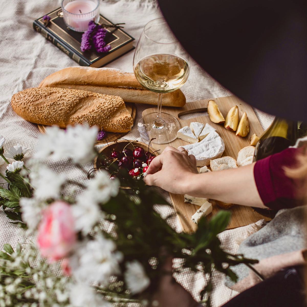 Schöne Orte für ein Picknick in Wien