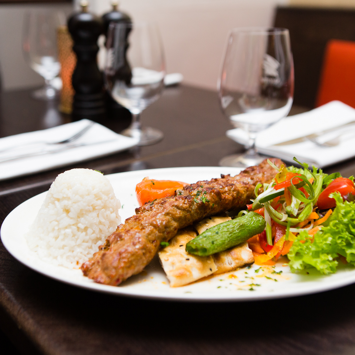 Ali Bey Restaurant in München-4