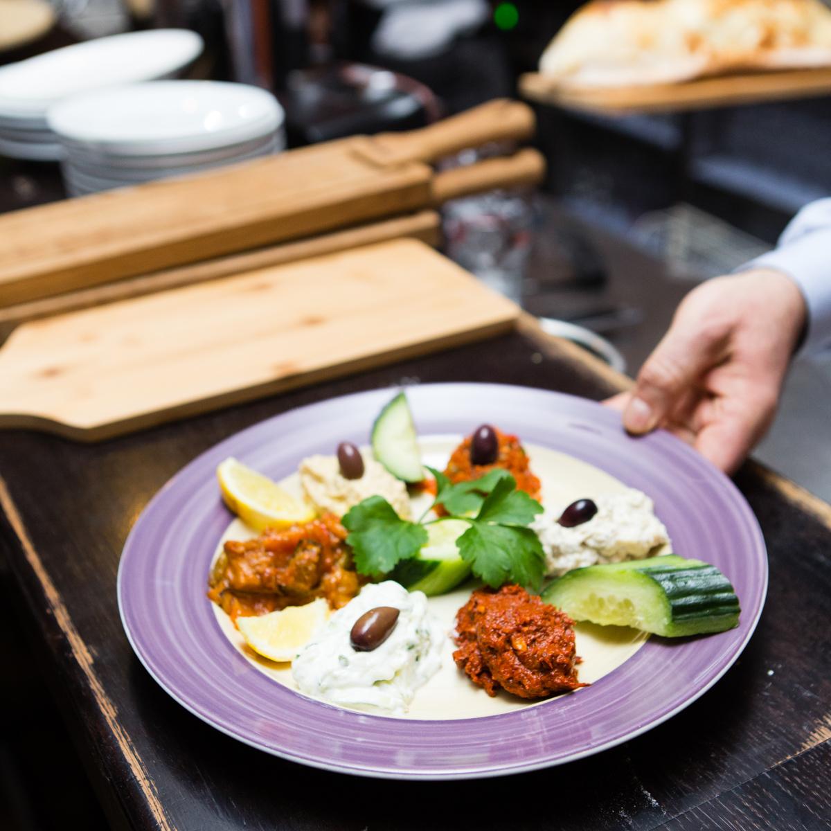 Ali Bey Restaurant in München-8