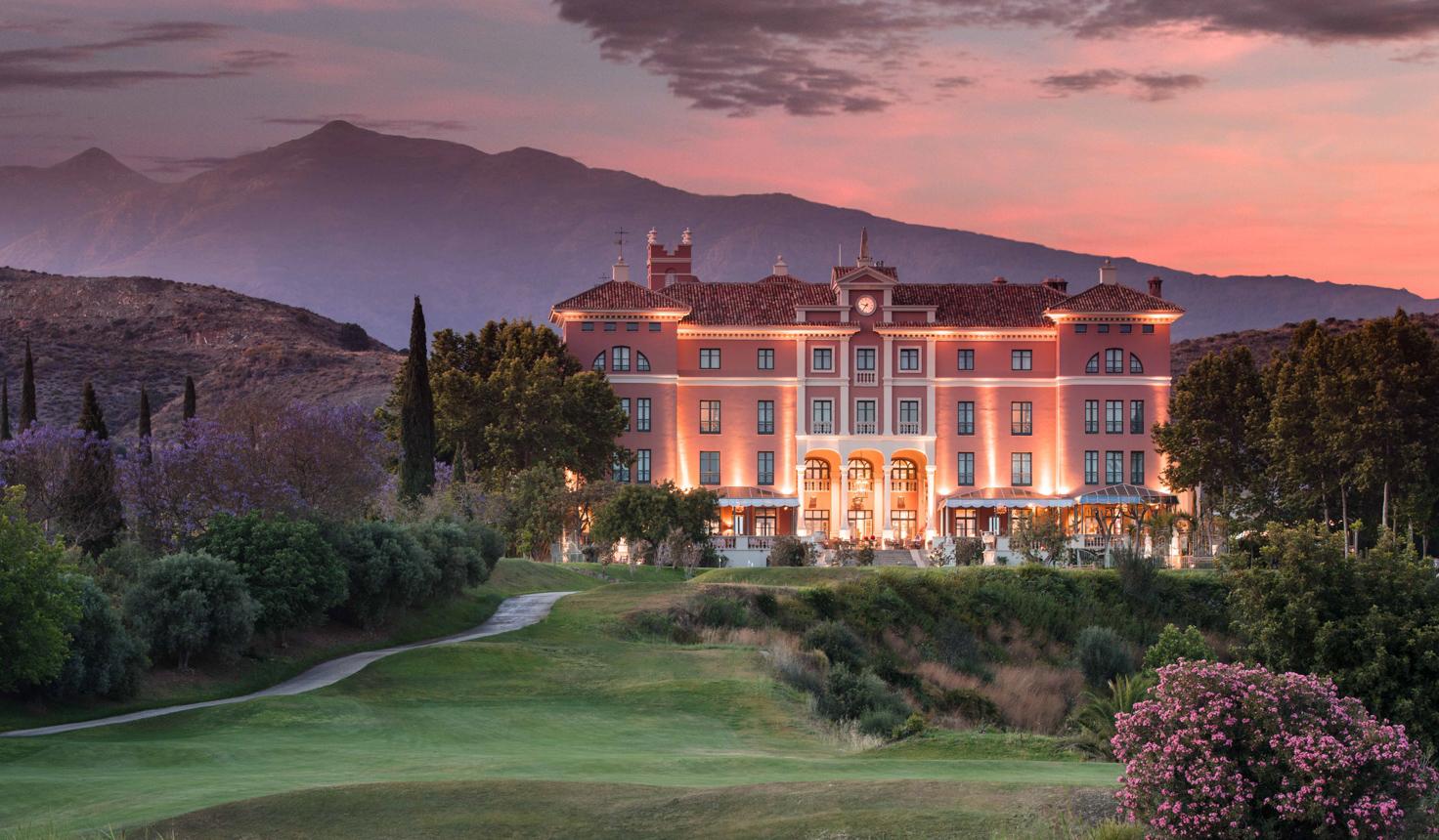 Anantara Villa Padierna Palace Resort an der Costa del Sol