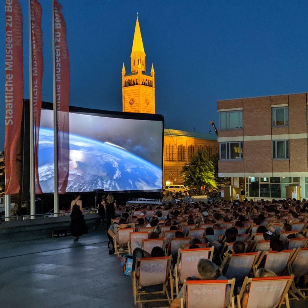 Kulturforum Berlin Kino