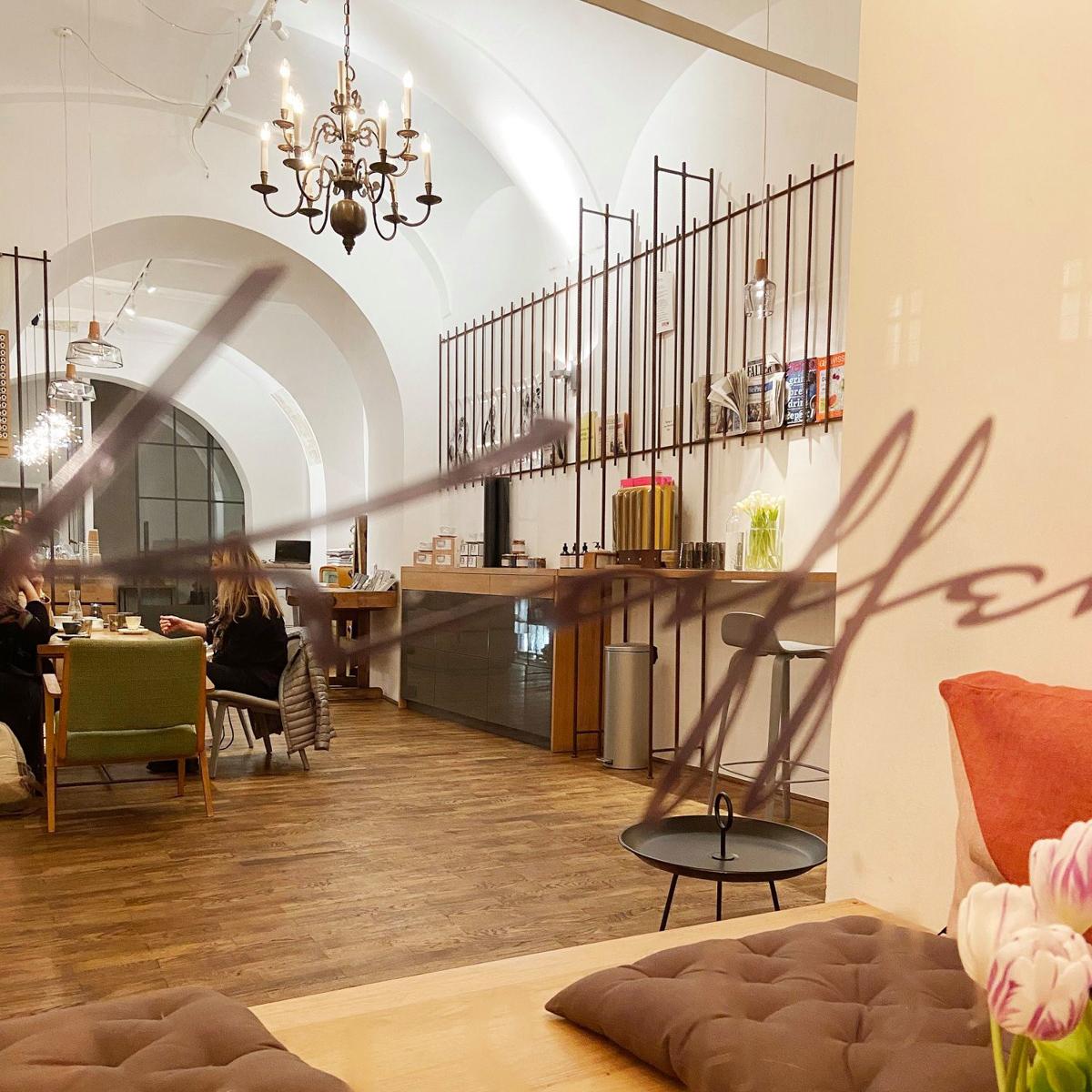 Café Kaffein in Wien-4