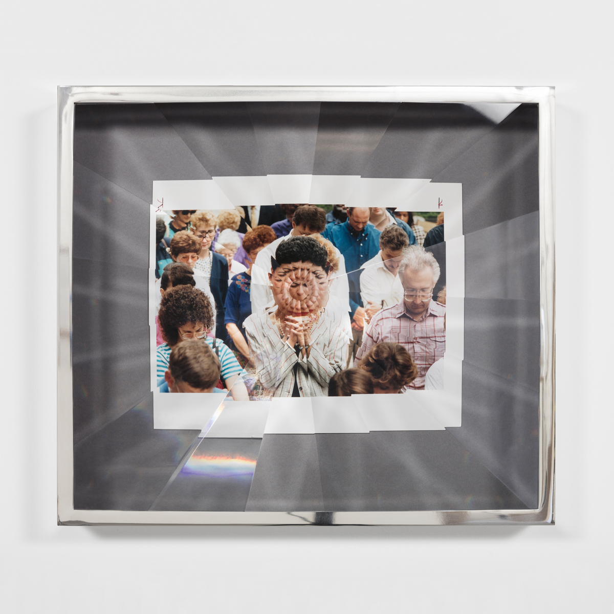 © Jeremy Shaw, courtesy the Artist and König Galerie Berlin, London, Tokyo. Photo. Timo Ohler