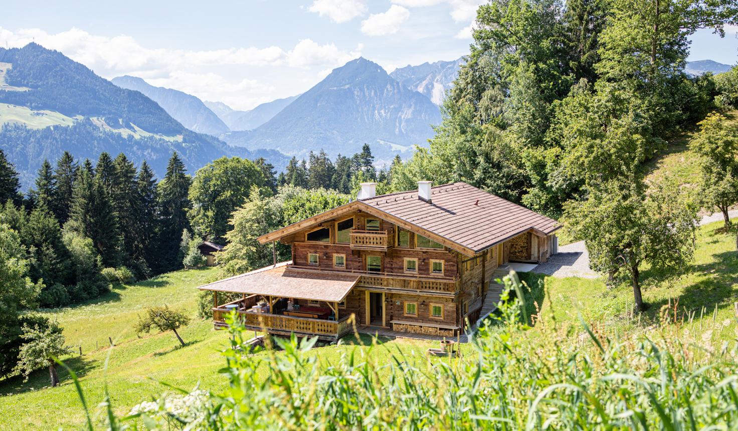 Ferienhaus Brandleit in Österreich-2