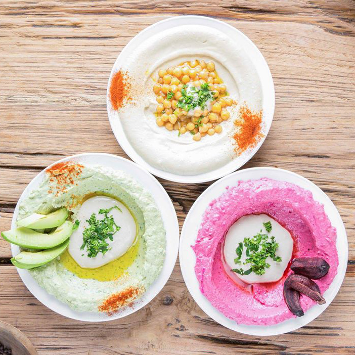 Hummus & Friends Berlin Mitte 2