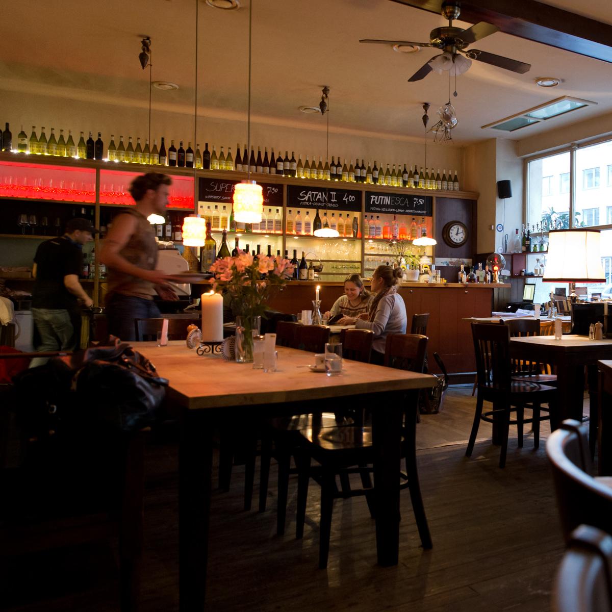 Restaurant Zum Roten Bären in Wien-1