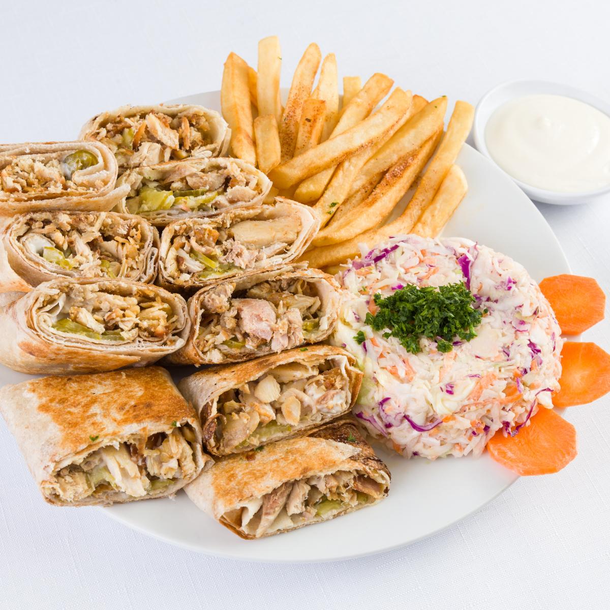 Shawarma Albaik Shawarma-2