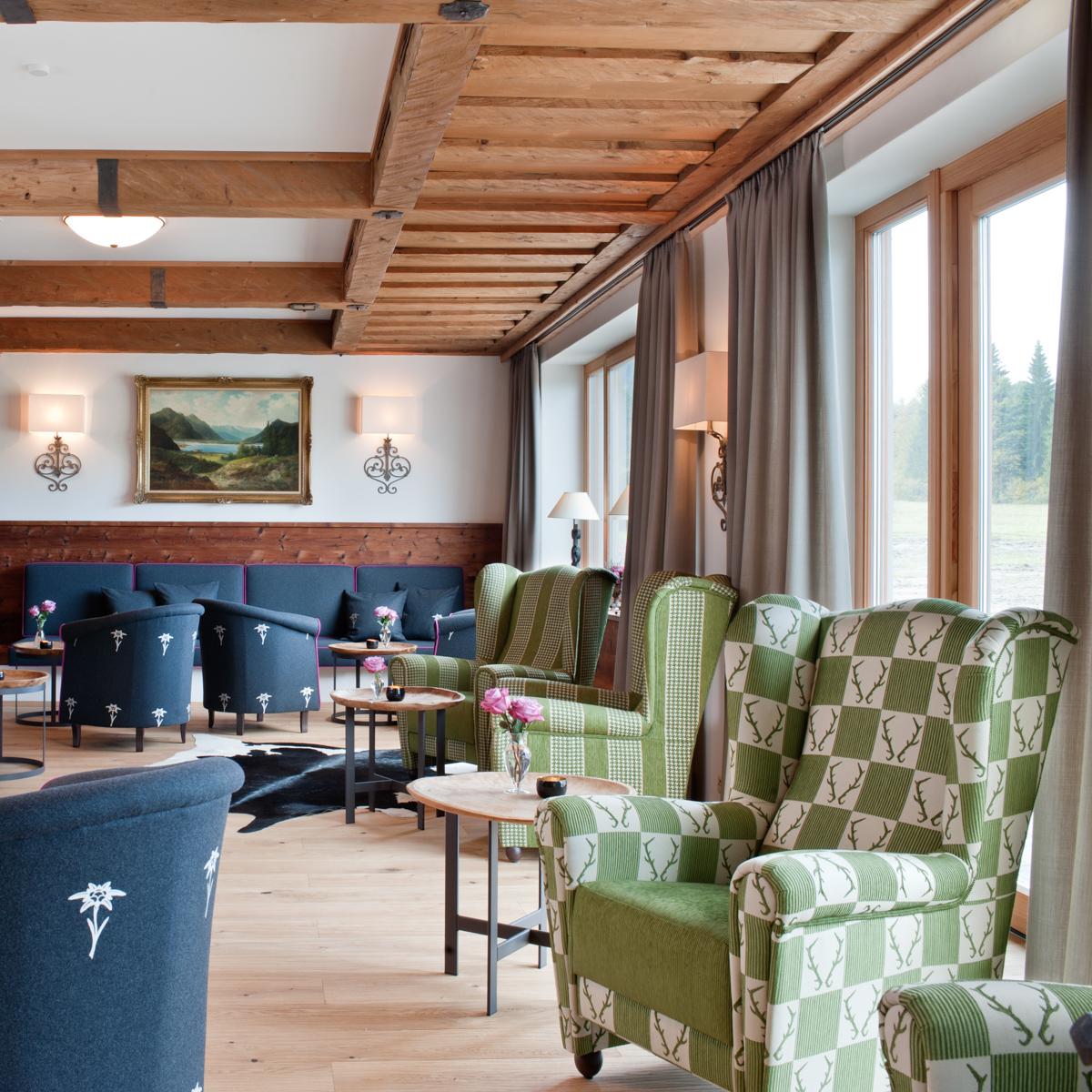 Gut Steinbach Hotel in Bayern-8