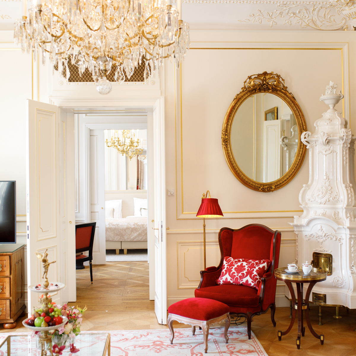 Hotel Sacher in Wien-7
