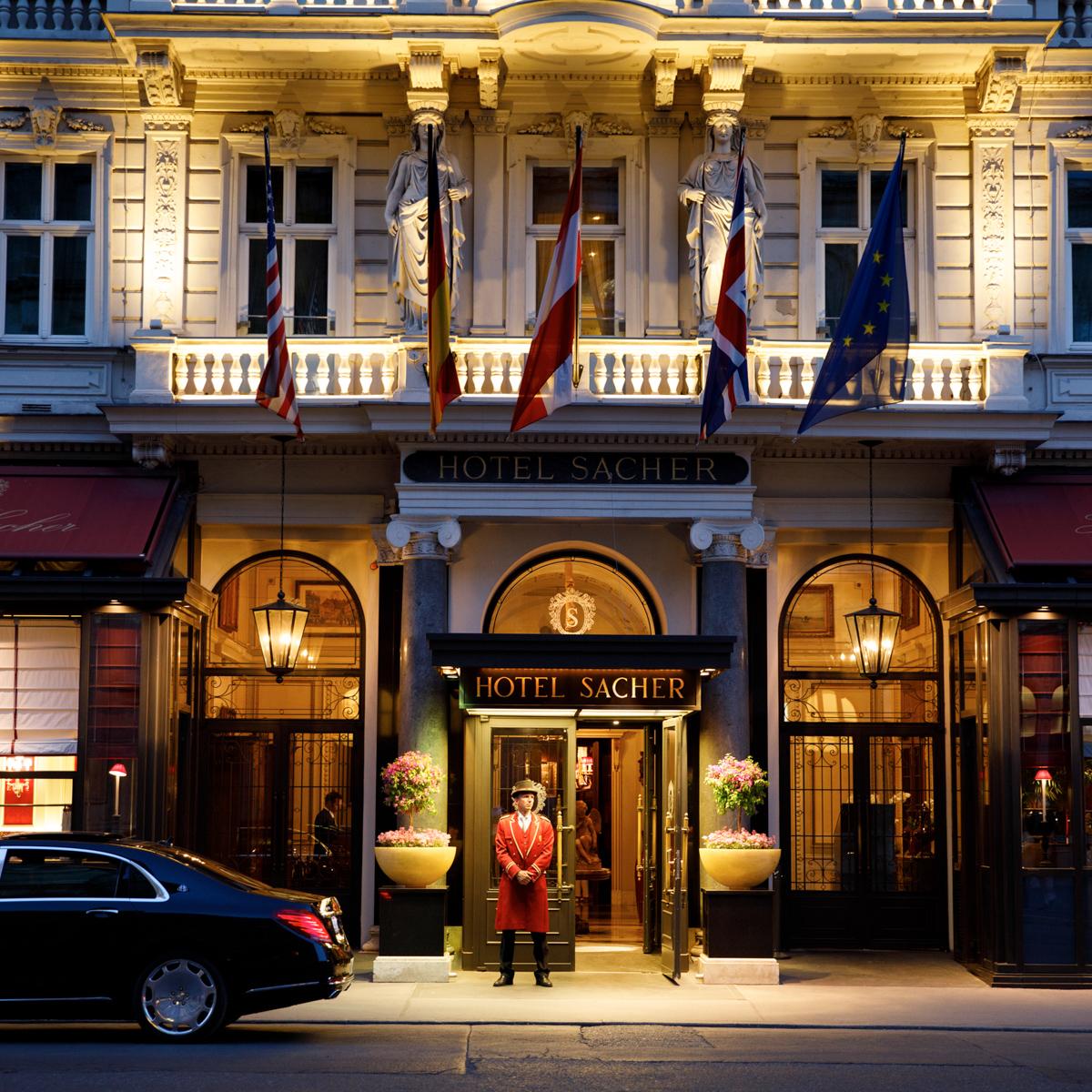 Hotel Sacher in Wien-9