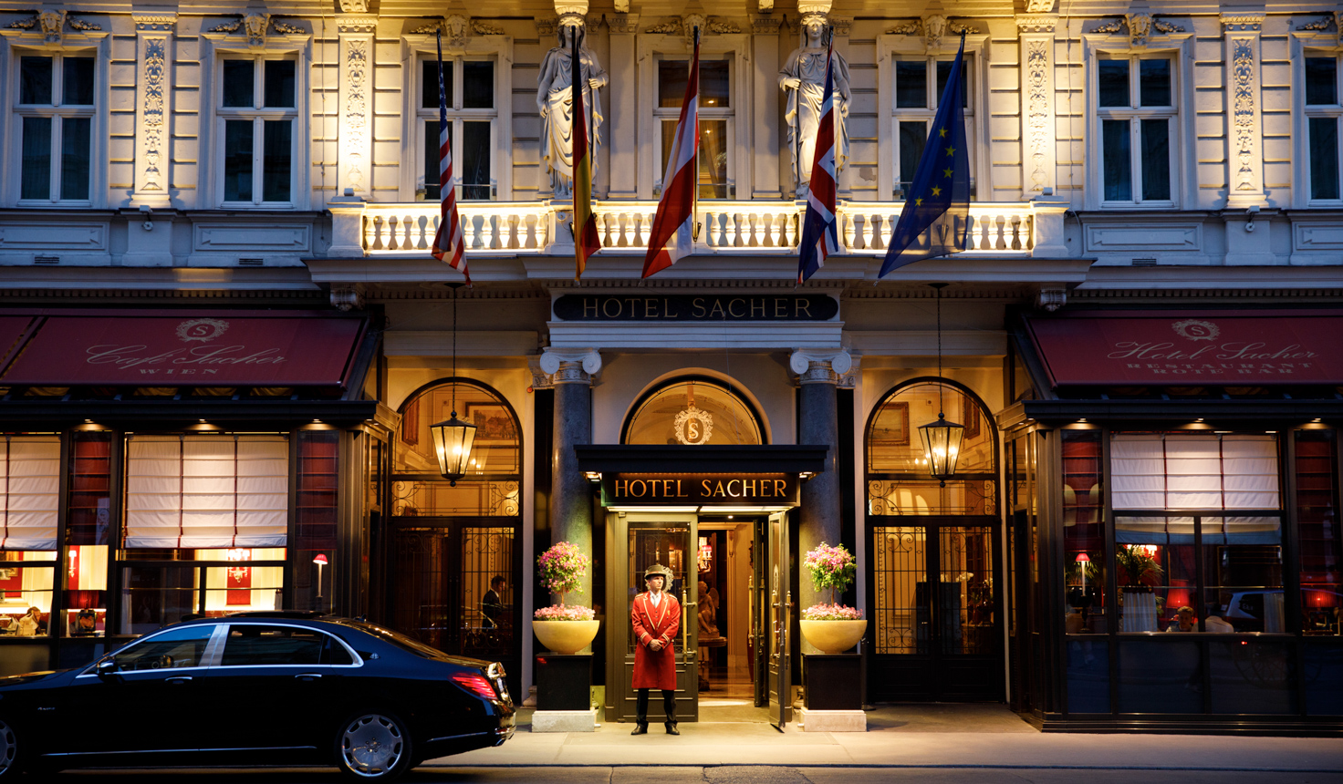 Hotel Sacher in Wien Teaser-5