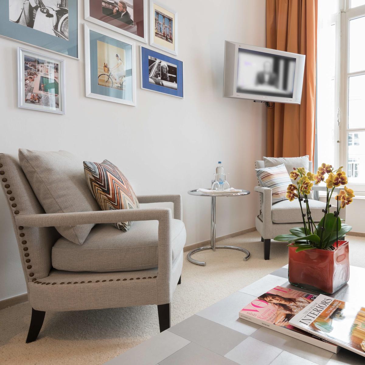 Hotel van Cleef Luxus Boutiquehotel in Brügge-2