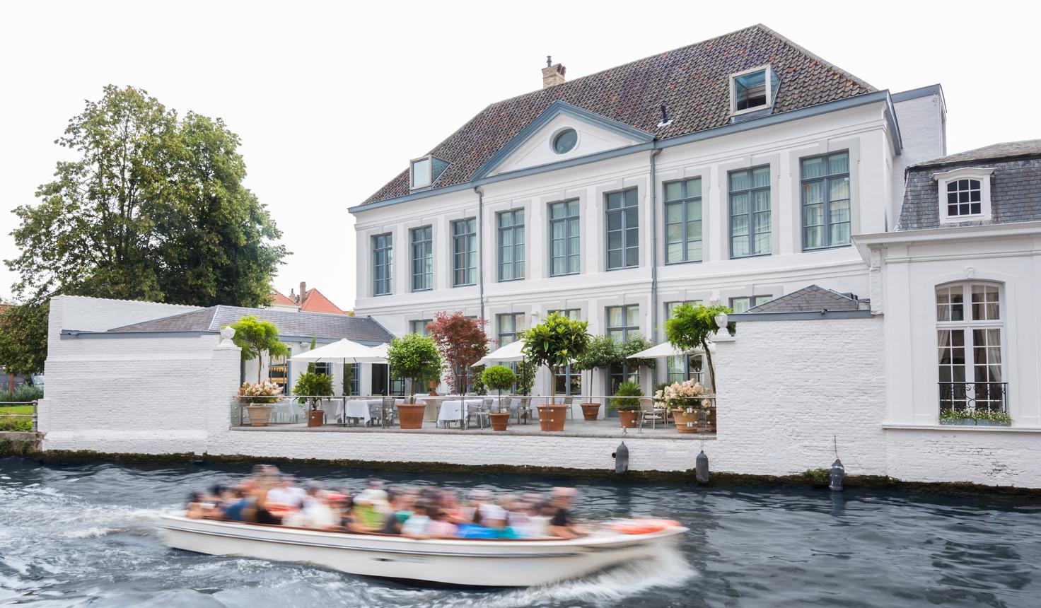 Hotel van Cleef Luxus Boutiquehotel in Brügge-22