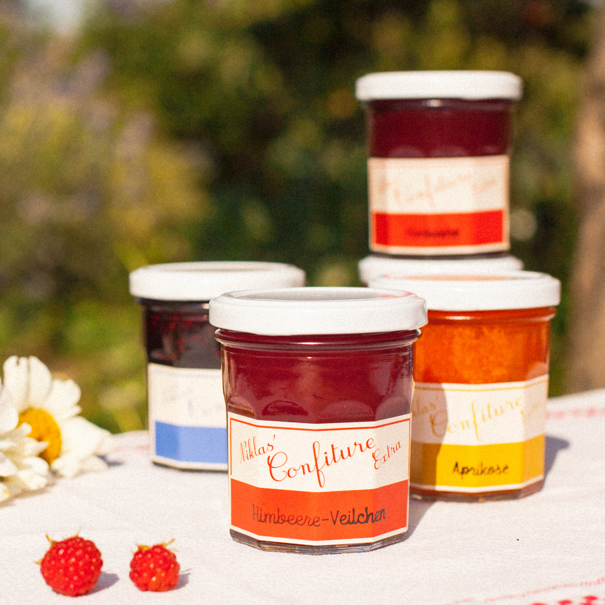 Marmeladen von Niklas Confiture online bestellen