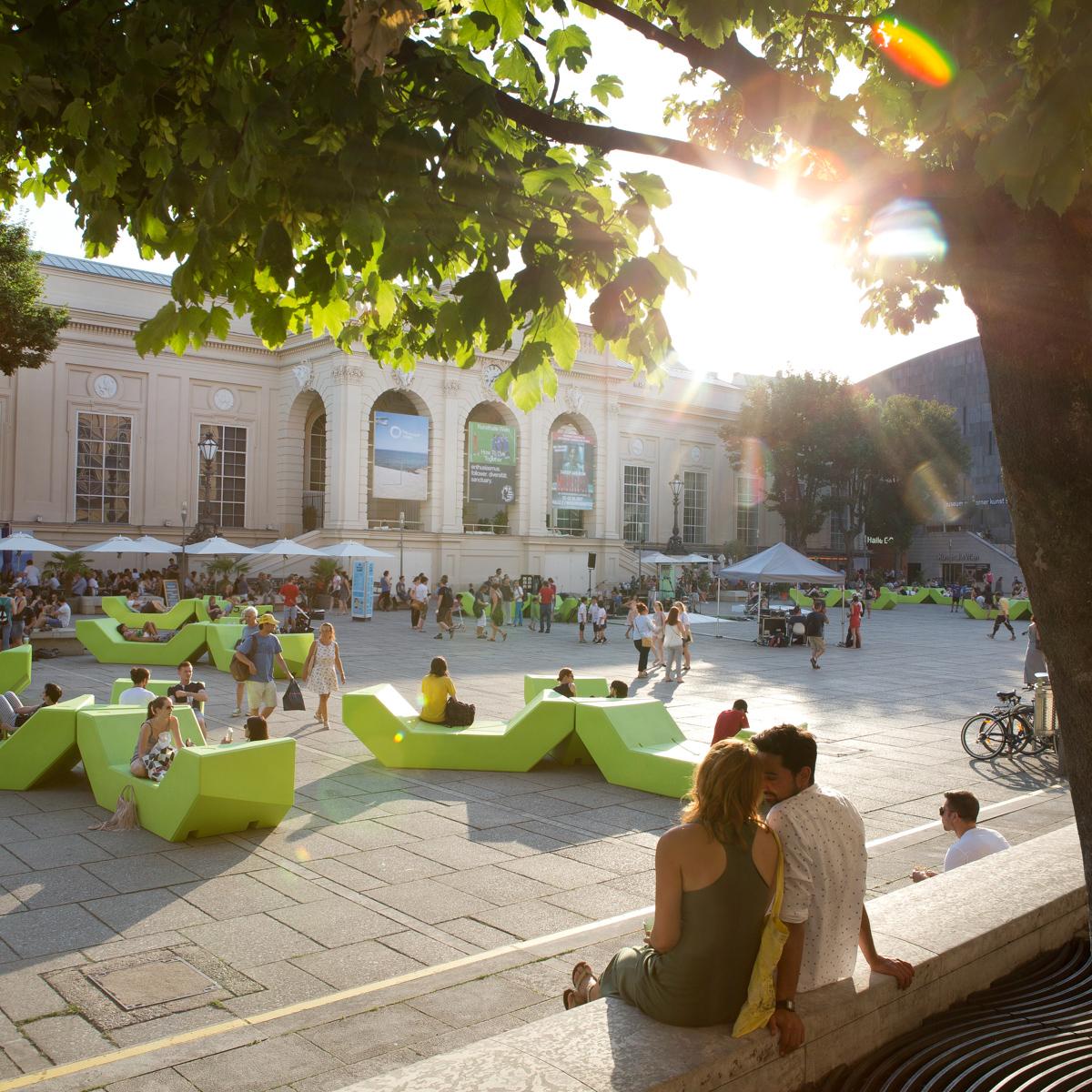 MuseumsQuartier Wien © Udo Titz 2
