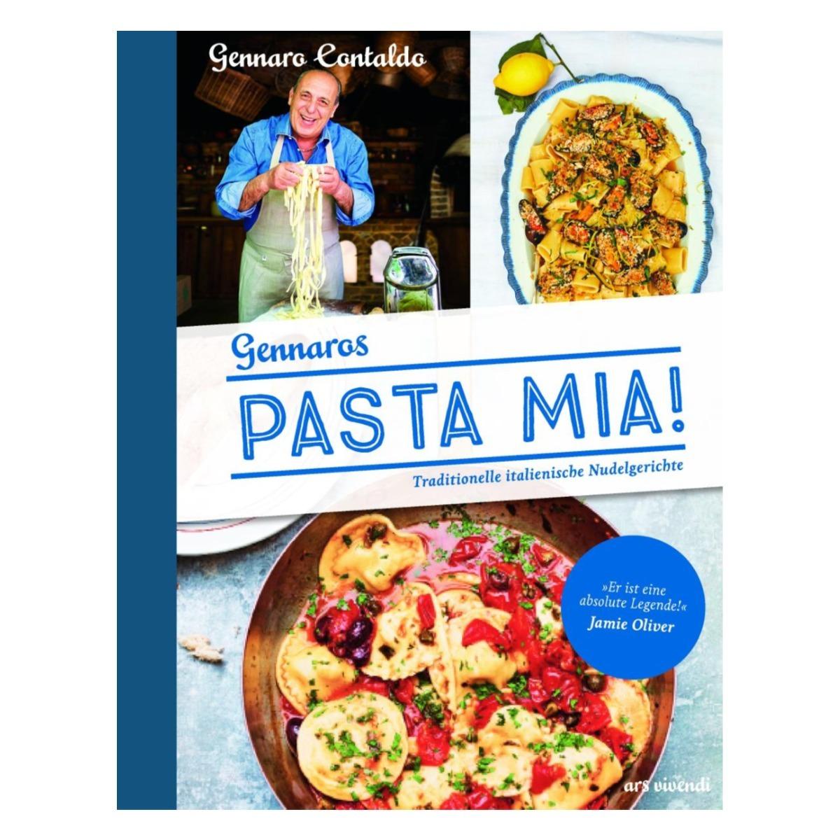 Pasta Mia Cover