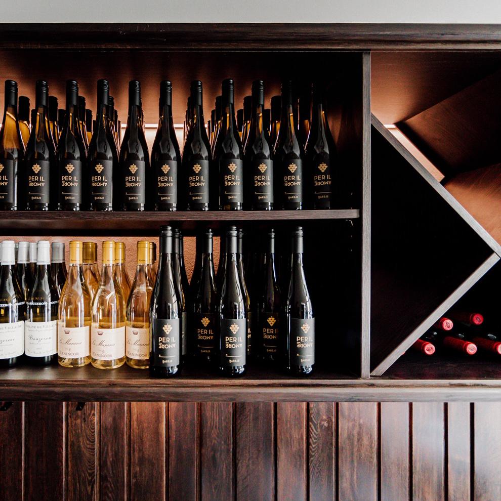 Weinbar Barele in München-3