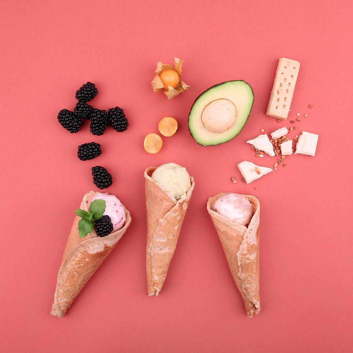 Yeay Organic Ice Cream Berlin-Treptow