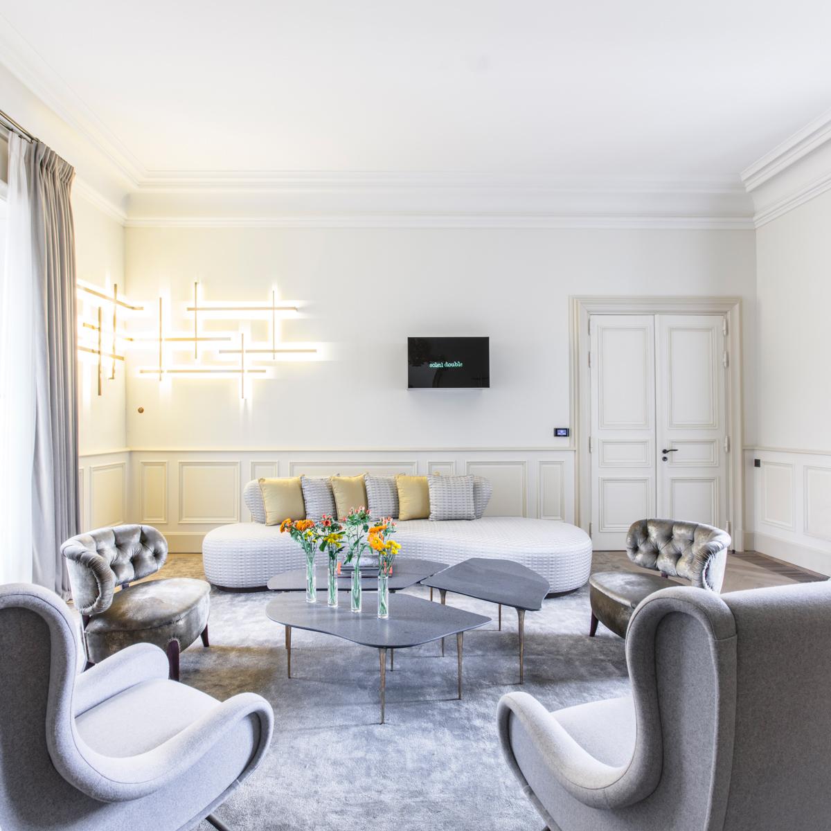 Hotel Domaine des Etangs Massignac Frankreich-10