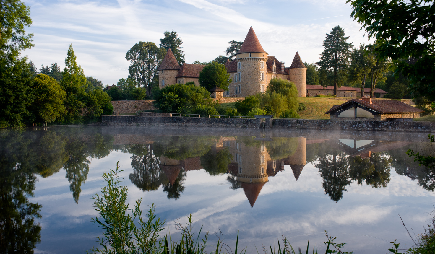 Hotel Domaine des Etangs Massignac Frankreich-17