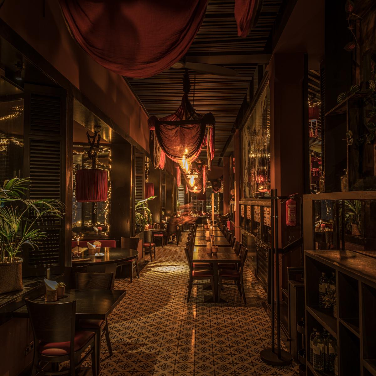 Ngon thailändisches Restaurant in Berlin-Mitte