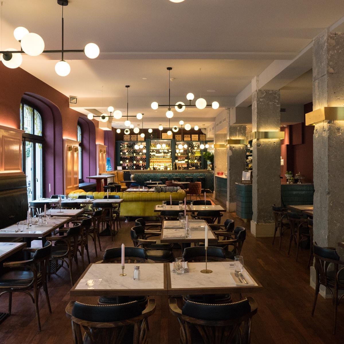 Restaurant Max+Otto in Zürich-2