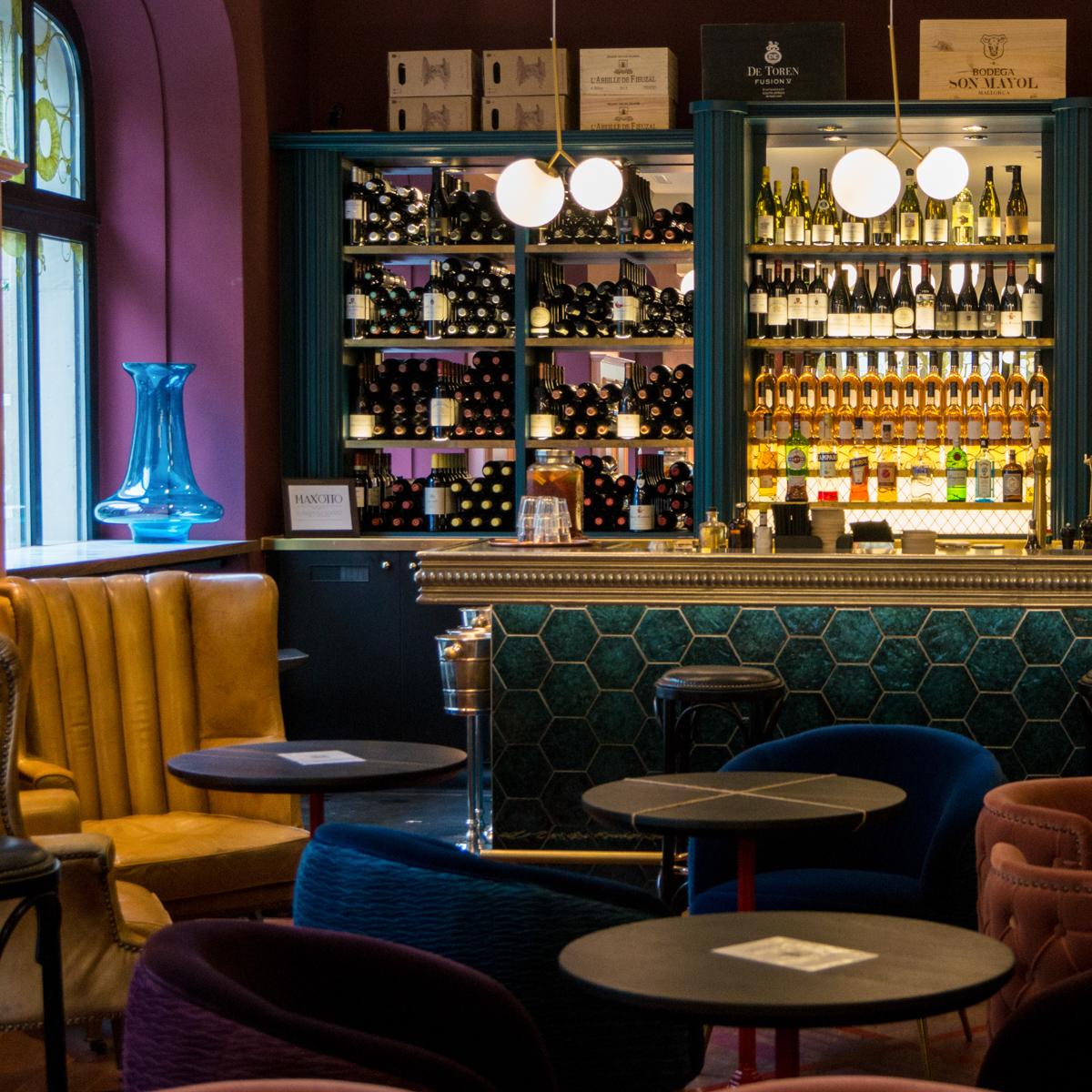 Restaurant Max+Otto in Zürich-3