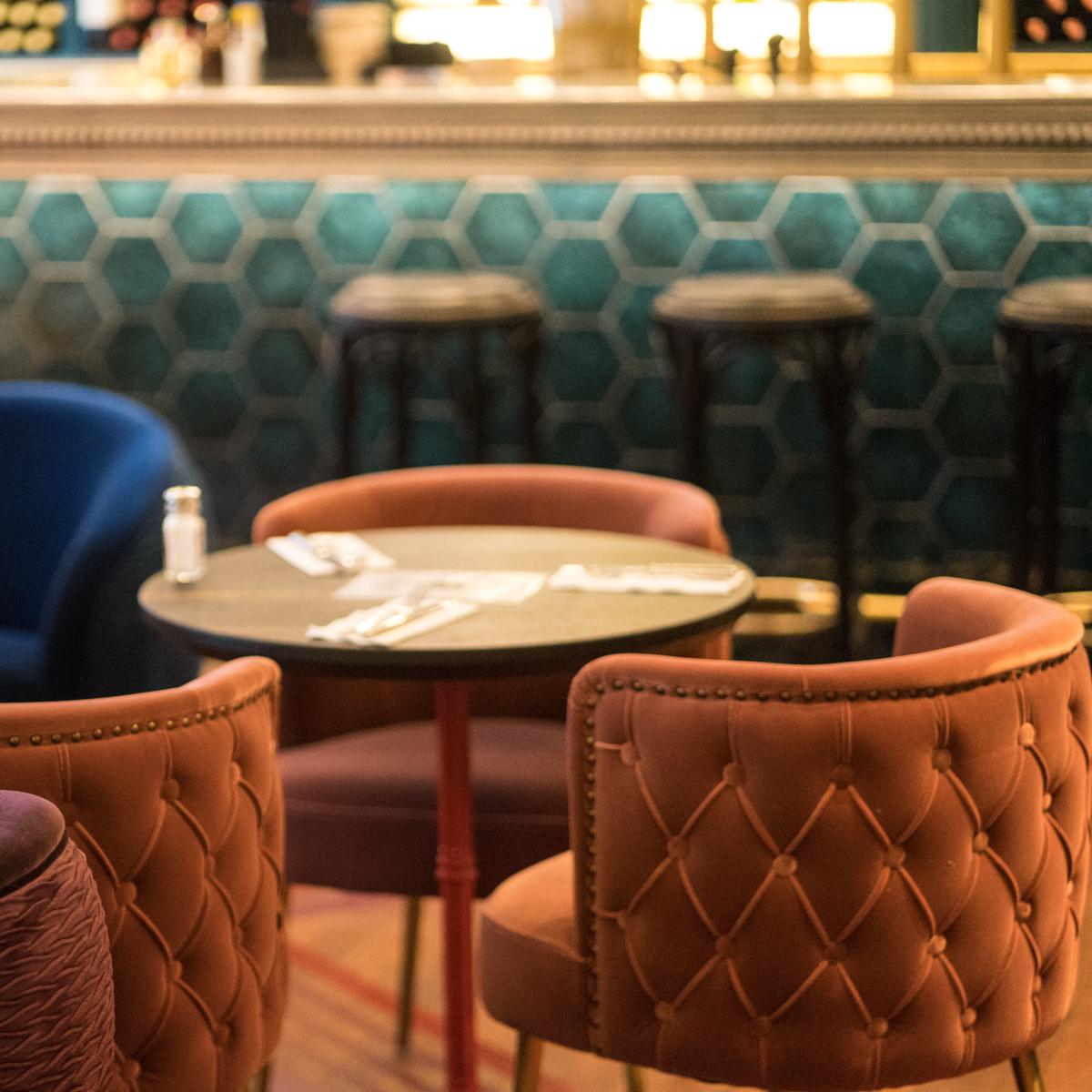 Restaurant Max+Otto in Zürich