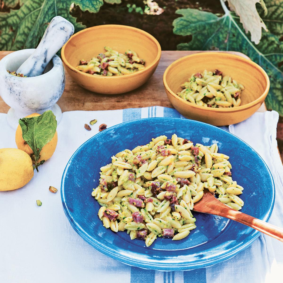 Rezept für Sardische Gnocchetti