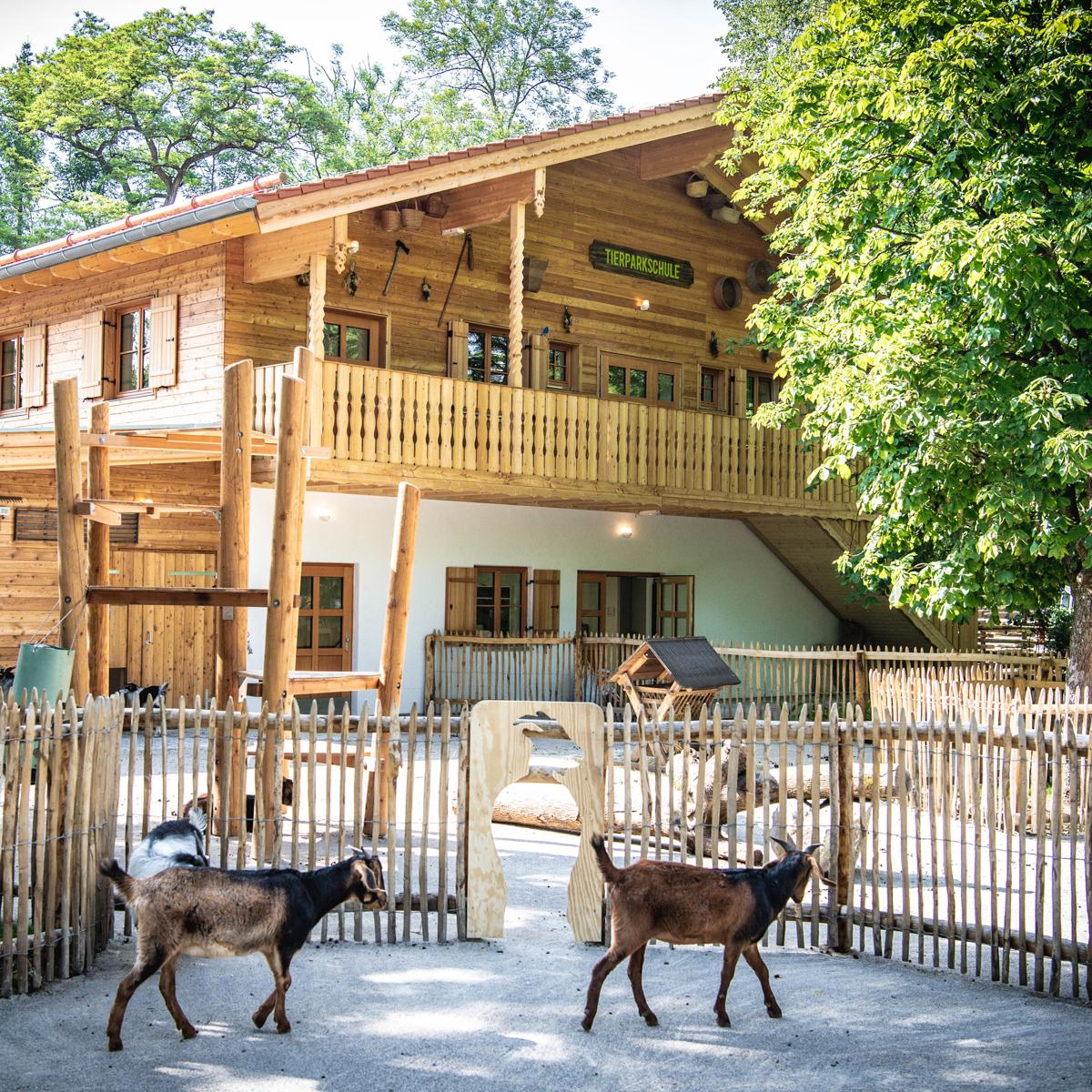 Tierpark Hellabrunn in München Thalkirchen © Marc Mueller