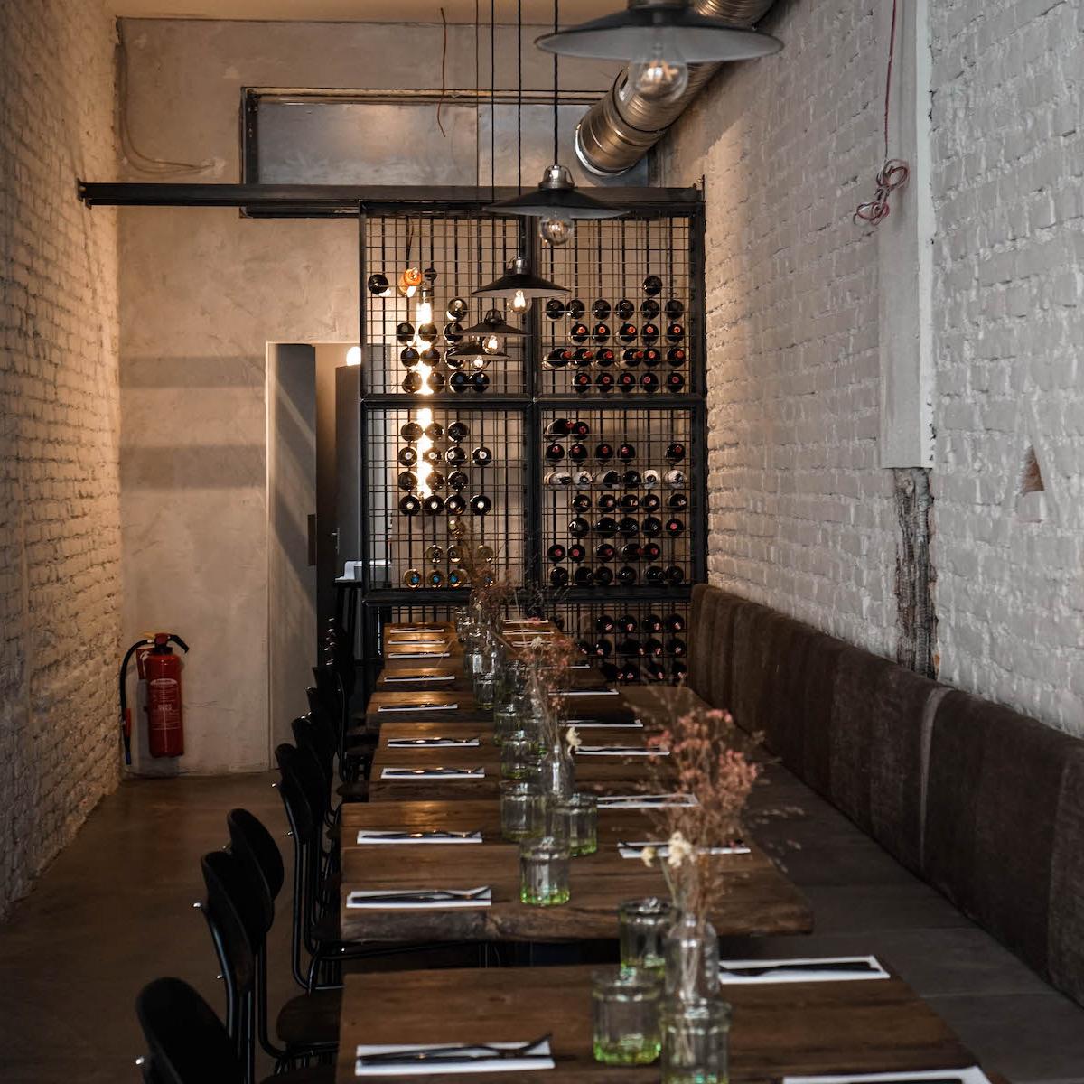 True Romance italienisches Restaurant im Glockenbach--5