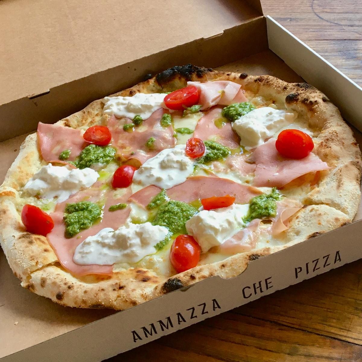 Ammazza Che Pizza in Berlin Kreuzberg