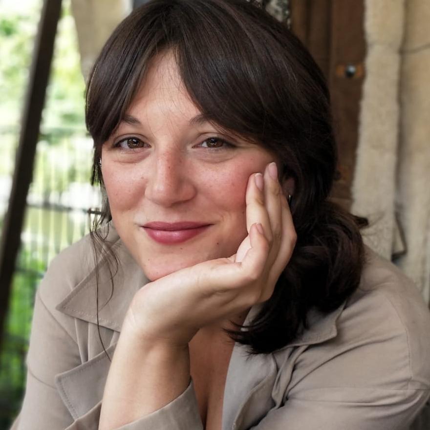 Autorin Linda Rachel Sabiers Berlin