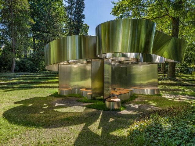 Barkow Leibinger| Haus am Waldsee © Roman März
