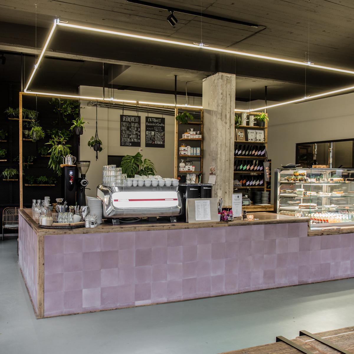 Café Kaffee Kirsche in Berlin