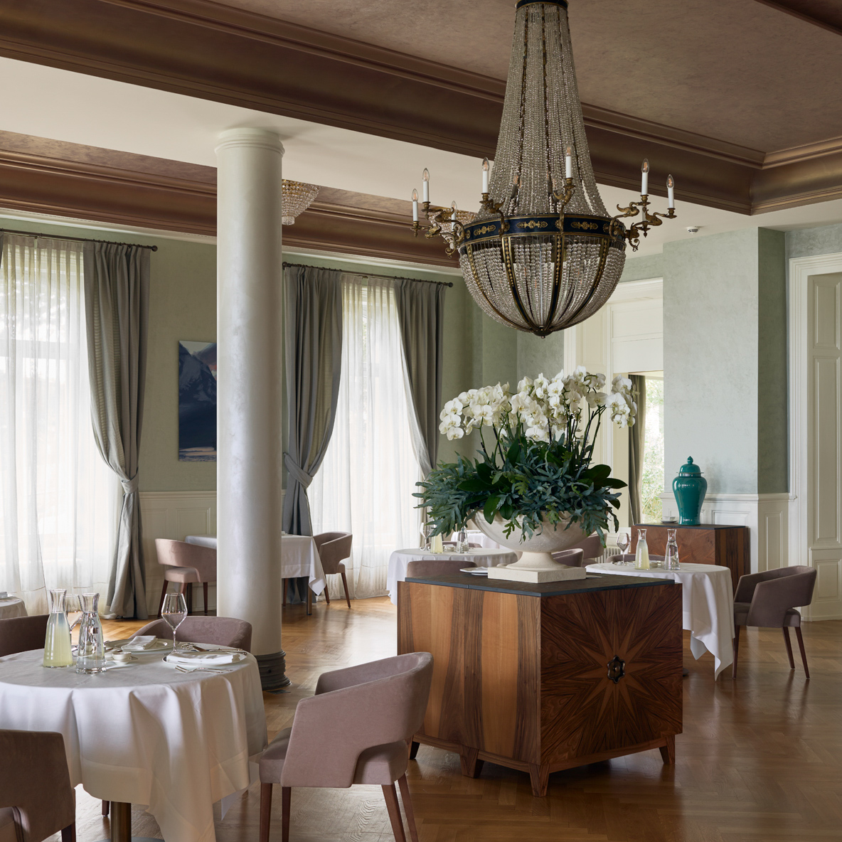 Chenot Palace Wellness & Spa Center in der Schweiz-13
