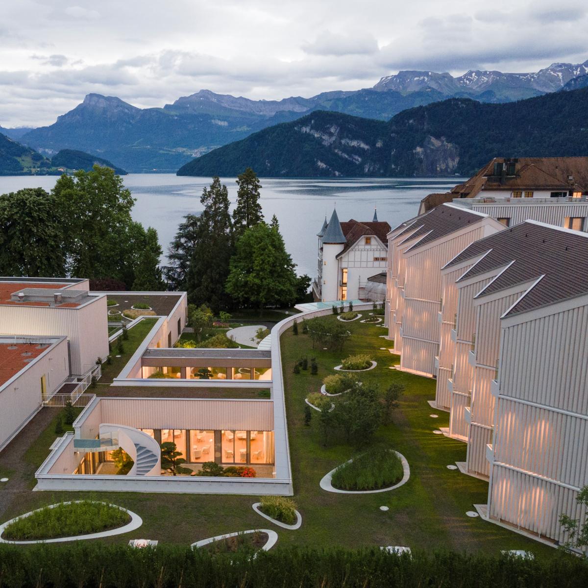 Chenot Palace Wellness & Spa Center in der Schweiz-2