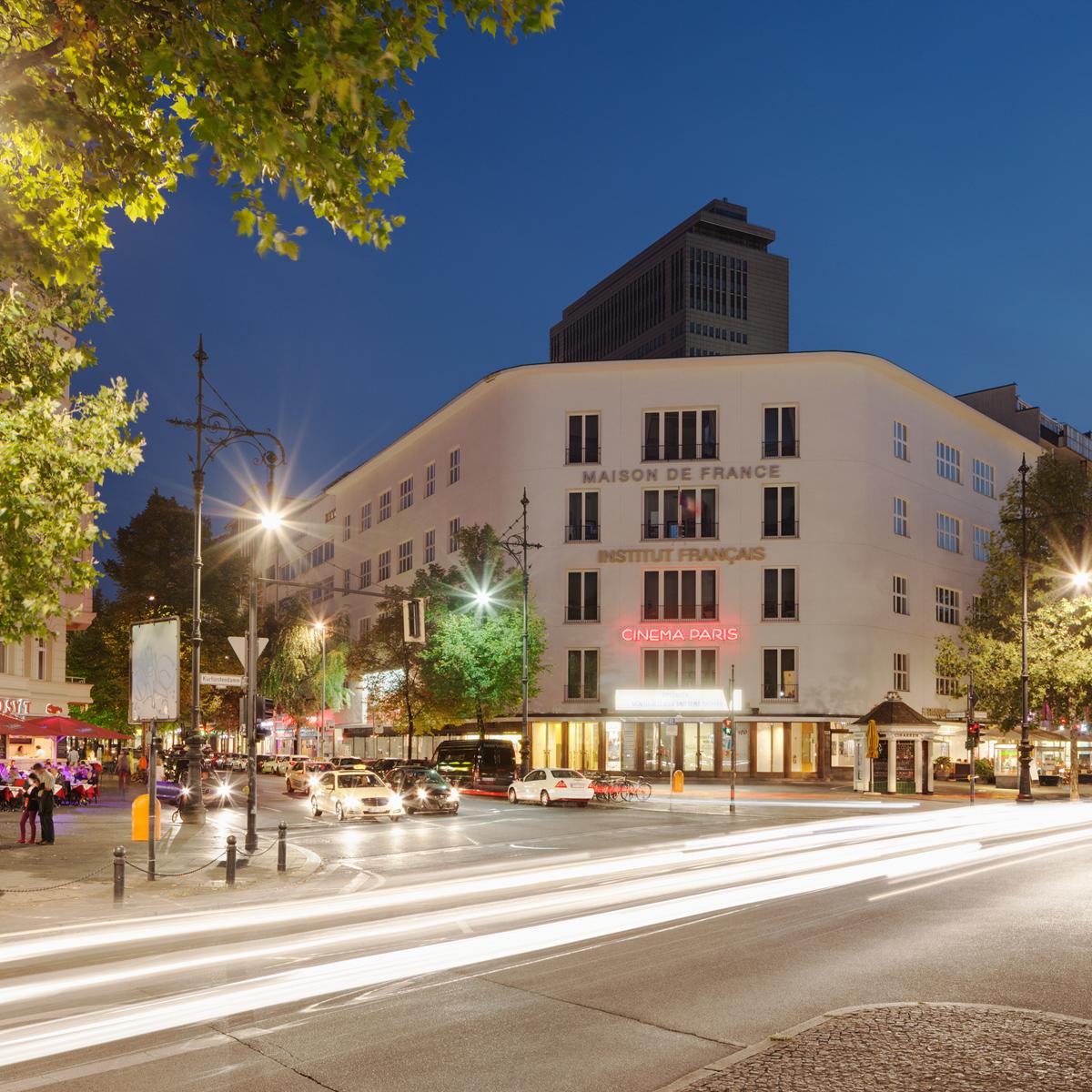 Cinema Paris in Berlin © Yorck Kinogruppe | Daniel Horn 1
