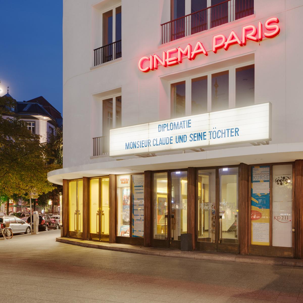 Cinema Paris in Berlin © Yorck Kinogruppe | Daniel Horn 2