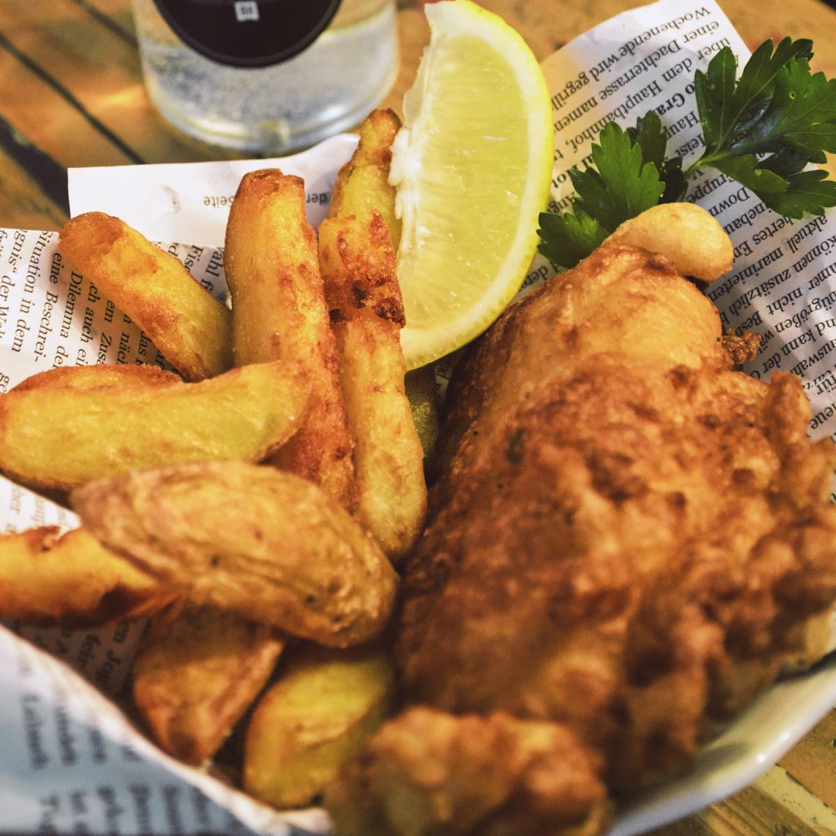 Freddy Fey's Fish & Fries in Berlin
