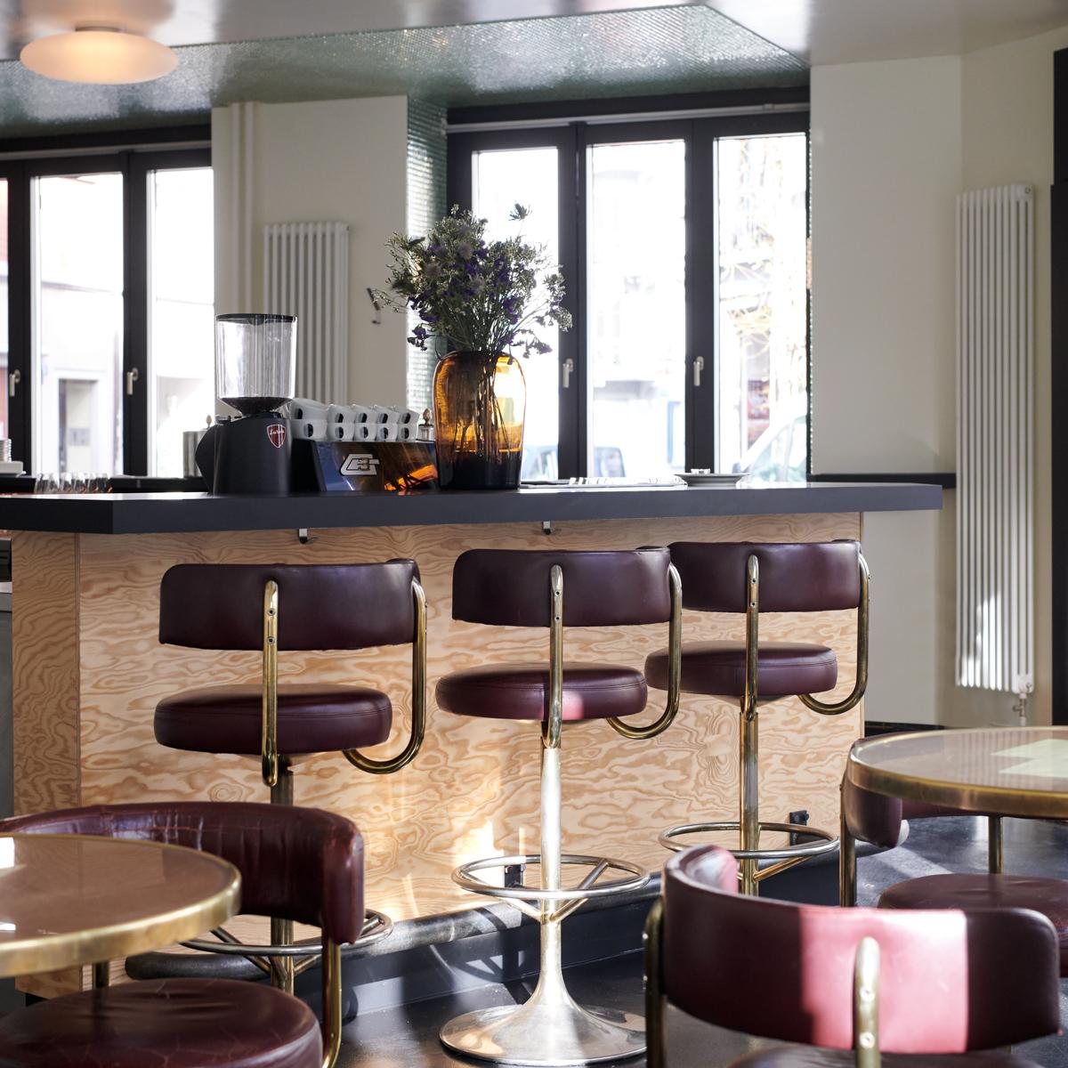 Gamper Bar in Zürich © Martina Raabe 1