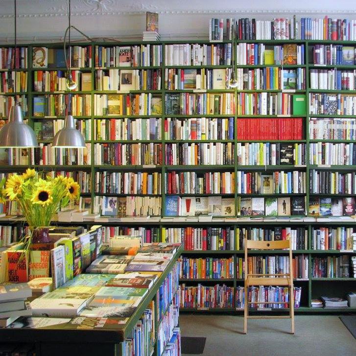 Marga Schoeller Bücherstube in Charlottenburg