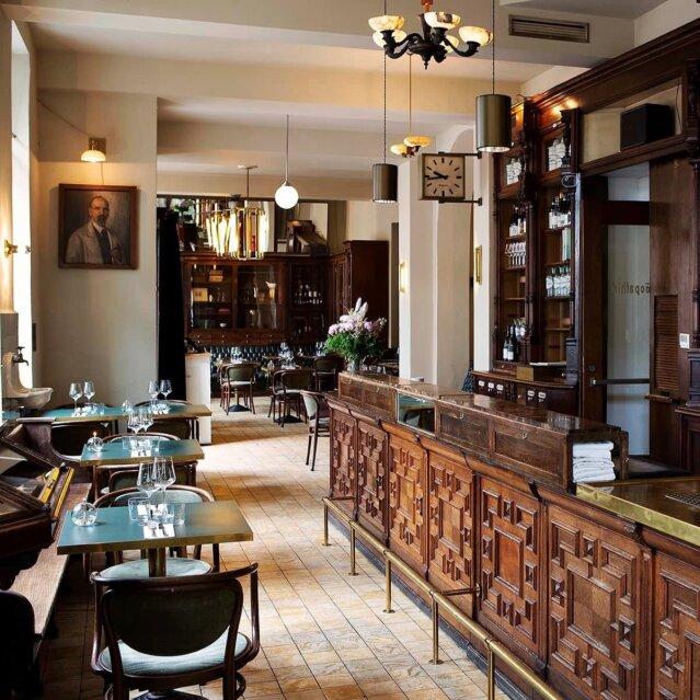 Restaurant Ora in Berlin Kreuzberg