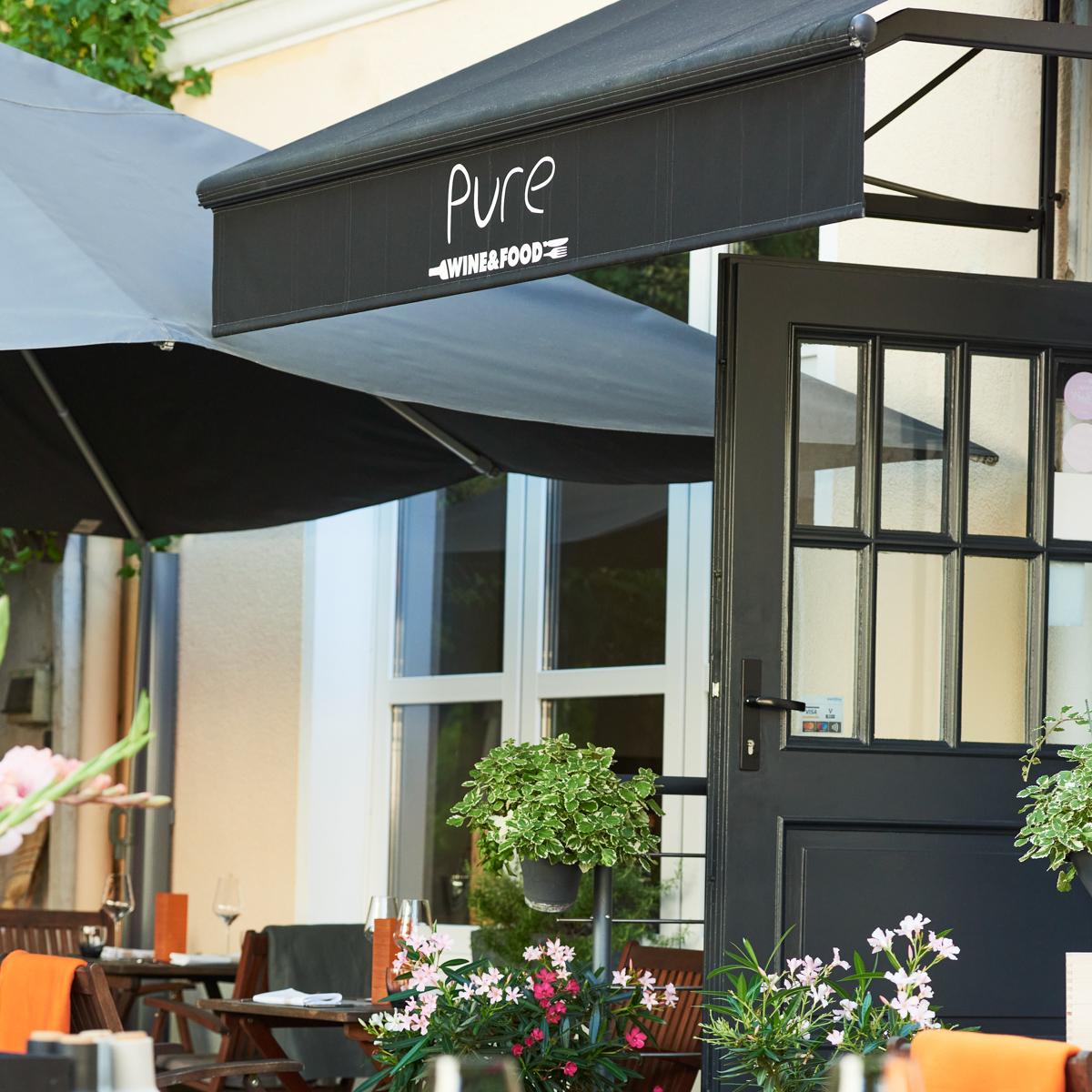 Restaurant Pure Wine & Food München-5